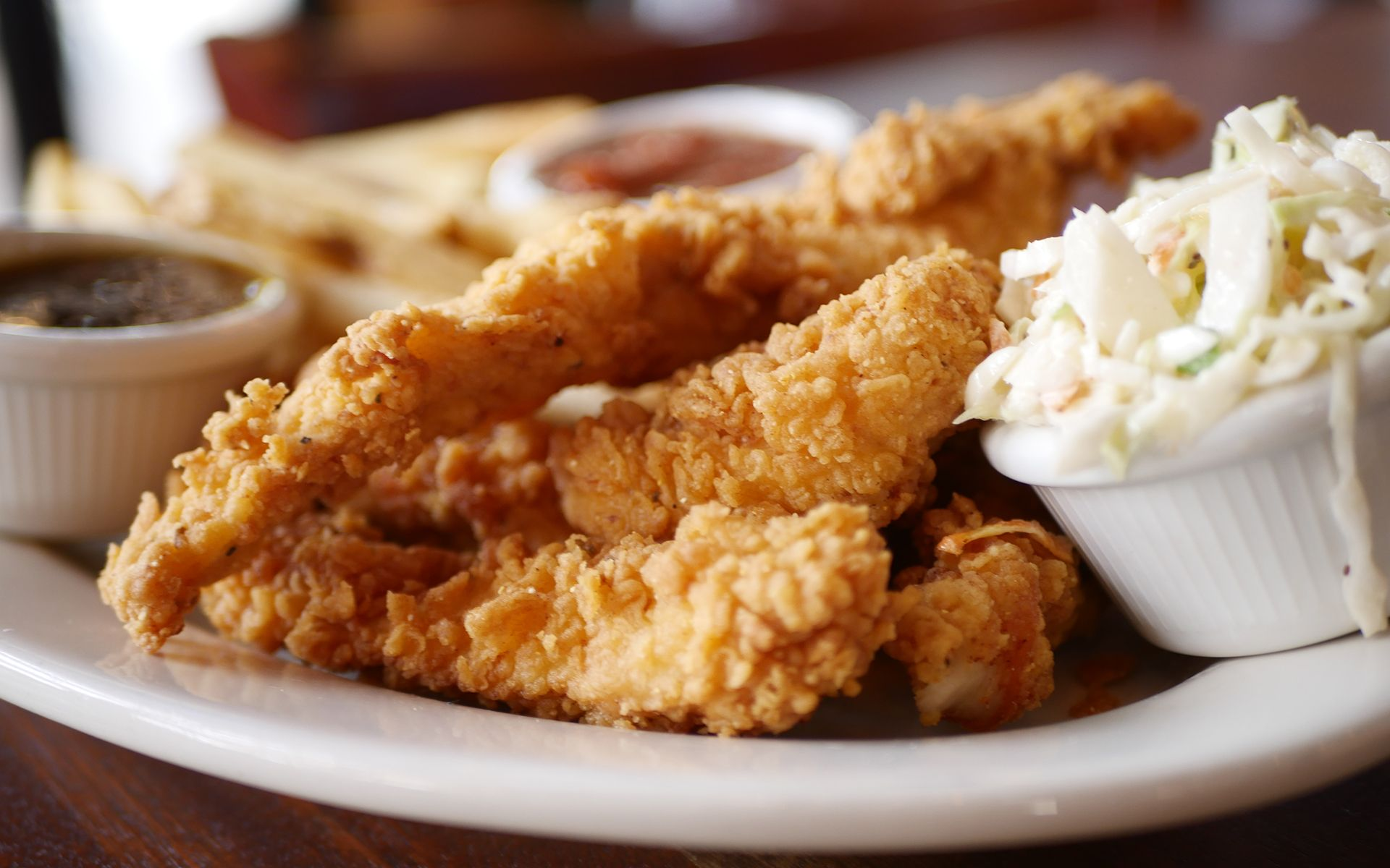 Mo's Irish Pub Chicken Tenders
