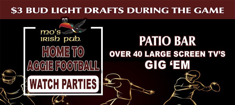 Aggie Football Watch Parties 2018