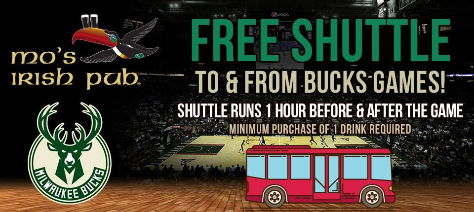 Bucks Shuttle 2018