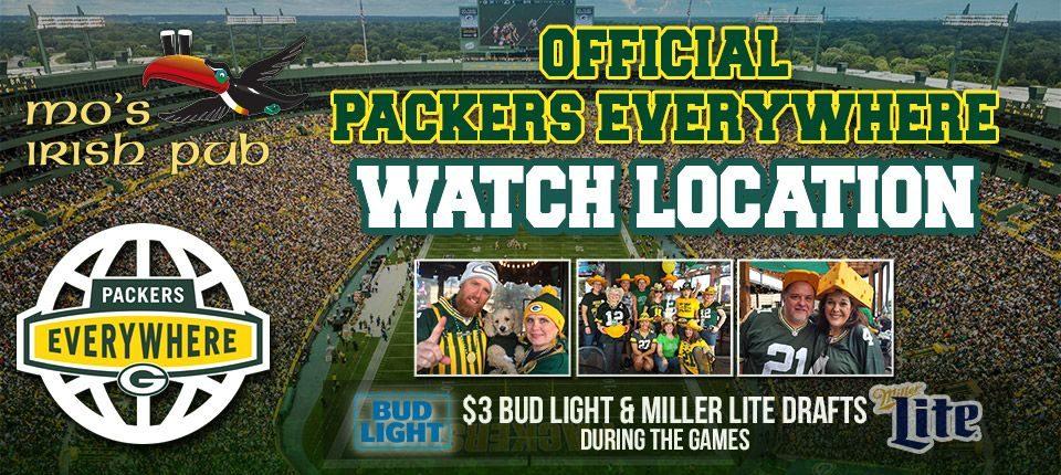 Packers Everywhere 2018